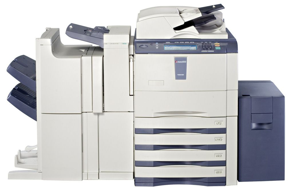 estudio 850 high volume copier