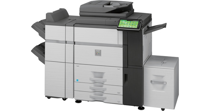 sharp mx 7040n photocopier