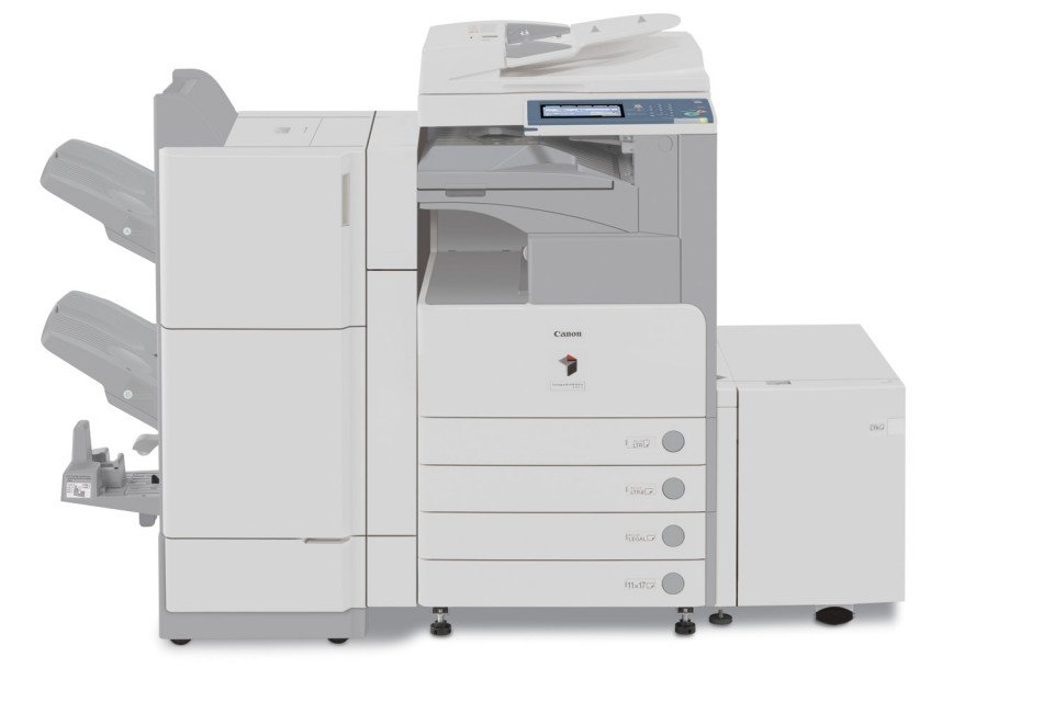 best canon iR series copier