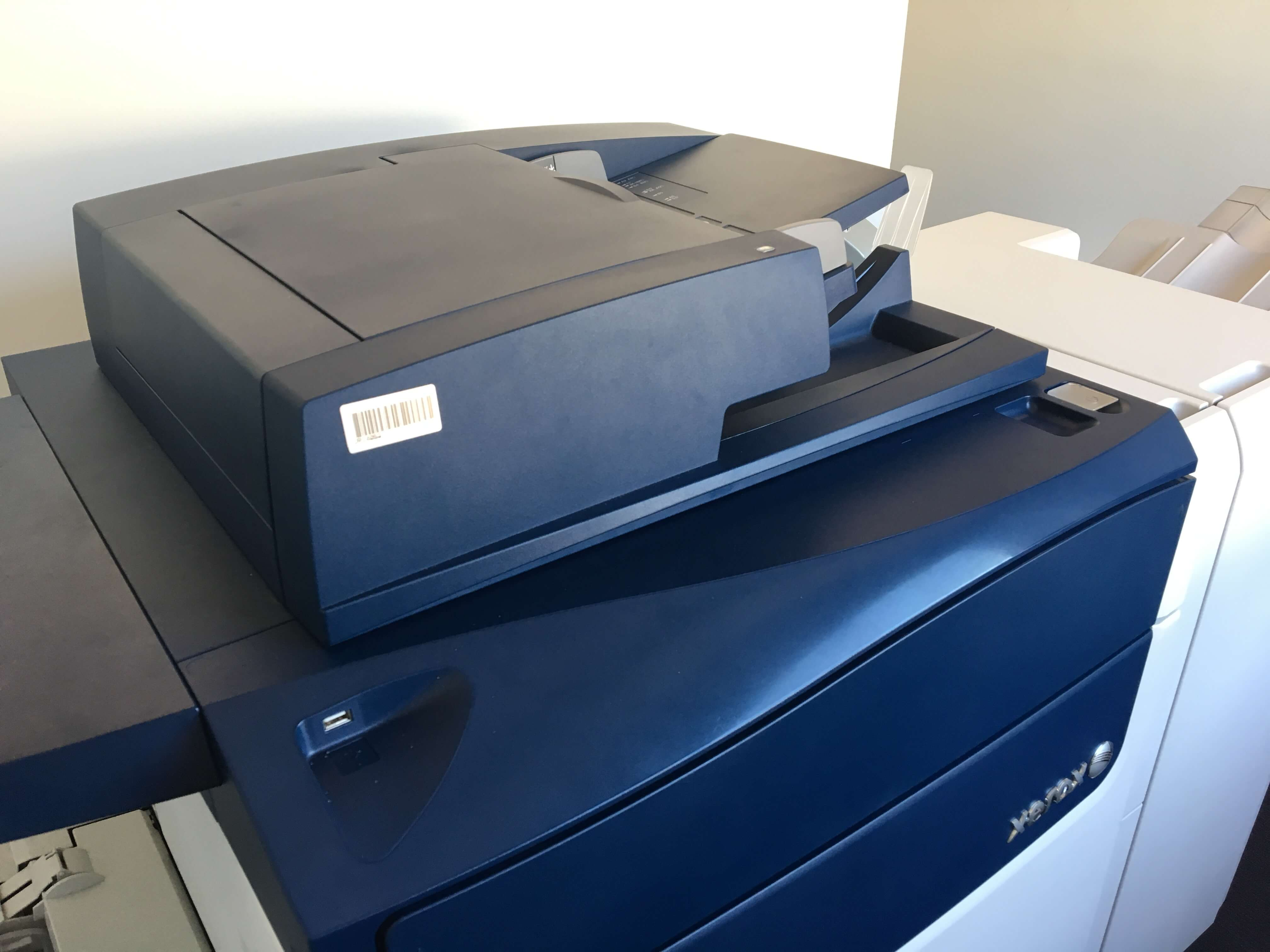 second hand photocopier